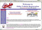 www.AlohaVehicleRegistratio...;